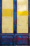 Detail of old grunge door Stock Photos