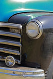 Detail of old pickup Royalty Free Stock Photography