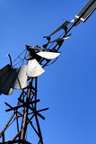 Detail of old windmill. In Australia Stock Photo