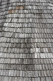 Detail of old wooden roof Stock Photography