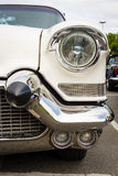 Detail of oldtimer Cadillac Series 62 (Fifth generation) Stock Images