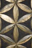 Detail op oude deur royalty-vrije stock afbeeldingen