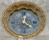 Detail op St. Stephens kathedraal in Wenen Royalty-vrije Stock Foto