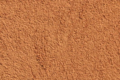 Detail of orange house plaster texture Stock Photography