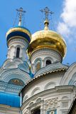 Detail of orthodox church Stock Image