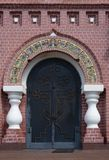 Detail Ortodox church at Suzdal Royalty Free Stock Images