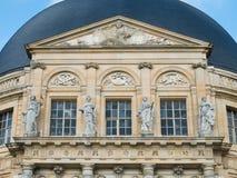 Detail of Palace Vaux-le-Vicomte Stock Photos