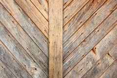 Detail on panel made door Royalty Free Stock Photography