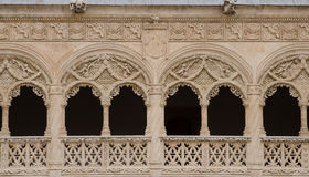 Detail of the Patio del Colegio de Royalty Free Stock Photos