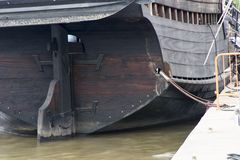Detail of the Pinta stock images