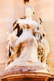 Detail of Pont Alexandre III, Paris Royalty Free Stock Image