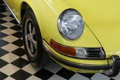 Porsche sports car Stock Photography