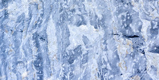 Detail of portoro marble Royalty Free Stock Photos