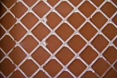 Detail of Portuguese glazed tiles. Royalty Free Stock Image