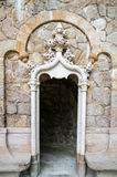 Detail of Quinta da Regaleira in Sintra, Stock Photos