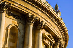 Detail of Radcliffe Camera, Oxford, UK Stock Photography