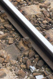 Detail of Rail Royalty Free Stock Photography