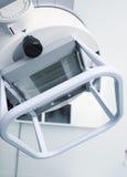 Detail of X-ray machine Stock Photo