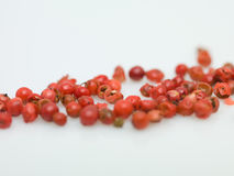 Detail of red peper Royalty Free Stock Images