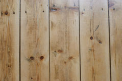 Renovated wooden floor Stock Images