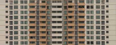 Detail of residential architecture Royalty Free Stock Image