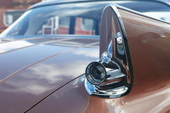 Detail of retro car Stock Photos