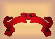 Detail Ribbon 03 Stock Photography