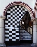 Detail of the Rila Monastery Royalty Free Stock Photo