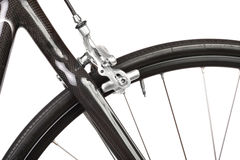 Detail of road bicycle Royalty Free Stock Photography
