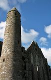 Detail of Rock of Cashel, Ireland Stock Photos