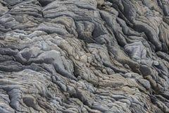 Detail Rock Pattern Iceland Stock Image