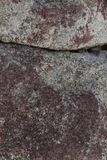 Detail of rock texture with an abstract composition. Detail of a rock texture with an abstract composition Royalty Free Stock Photography