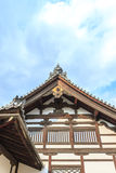 Detail roof at Kinkakuji kyoto Royalty Free Stock Photo