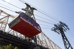 Roosevelt Island Tramway Royalty Free Stock Image