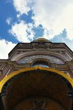 Detail of Russia Orthodox Church Spas na Krovi, St. Petersburg Royalty Free Stock Photos