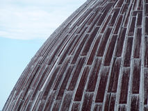 Detail of a Rusty Cathedral Dome in Pisa Italy Royalty Free Stock Photography