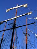 Detail sail Royalty Free Stock Photo