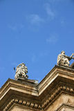 Detail of Saint Peter church Royalty Free Stock Photos