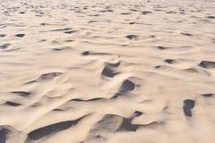 Detail sand beach Stock Photo