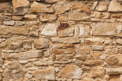 Detail of sandstone texture Royalty Free Stock Photography