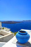 Detail from Santorini Stock Photography