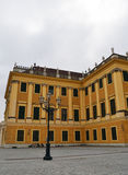 Detail of Schonbrunn palace Royalty Free Stock Photo