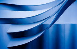 Detail of science world. Abstract detail of urban arquitecture Royalty Free Stock Image