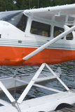 Detail of seaplane Royalty Free Stock Images