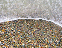 Detail of Seashore Stock Photos