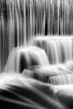 Detail of the Seeley's Pond waterfall, in New Jersey Royalty Free Stock Photography