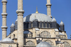 Detail Of The Selimiye Mosque, Edirne Stock Photo