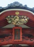 Detail at Senso-Ji Temple Stock Images