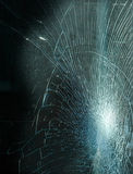 Shattered Glass Royalty Free Stock Image