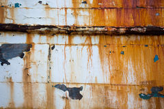 Detail of shipwrecks in Brittany Stock Images